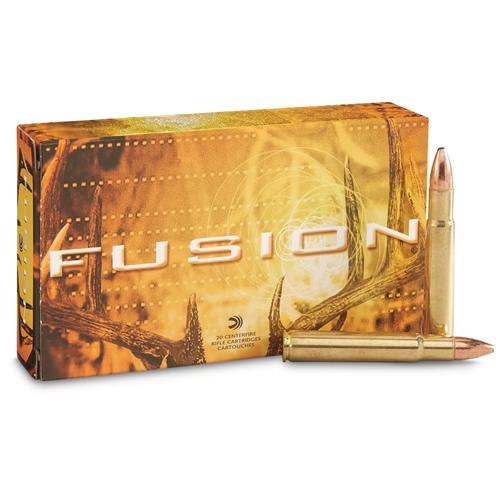 Federal Fusion 35 Whelen Ammo 200 Grain Spitzer BT