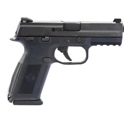 "FN FNS-40 Handgun 40 S&W 4"" Barrel 14 Rounds Polymer Frame Black"