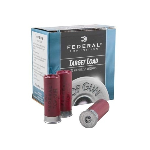 "Federal Top Gun 20 Gauge Ammo 2 3/4"" 7/8 oz #9 Shot 250 Rds"
