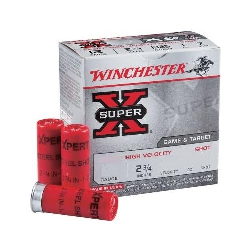"Winchester Super-X 20 Gauge 2 3/4"" 7/8oz #7.5 Shot"