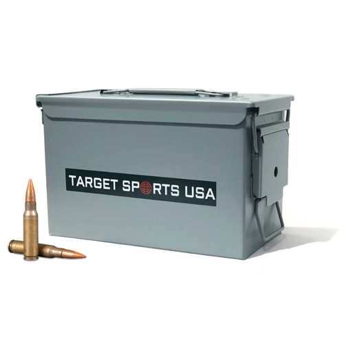 Federal Lake City 7.62x51mm Tactical Tracer M62 142 Gr FMJ in Can