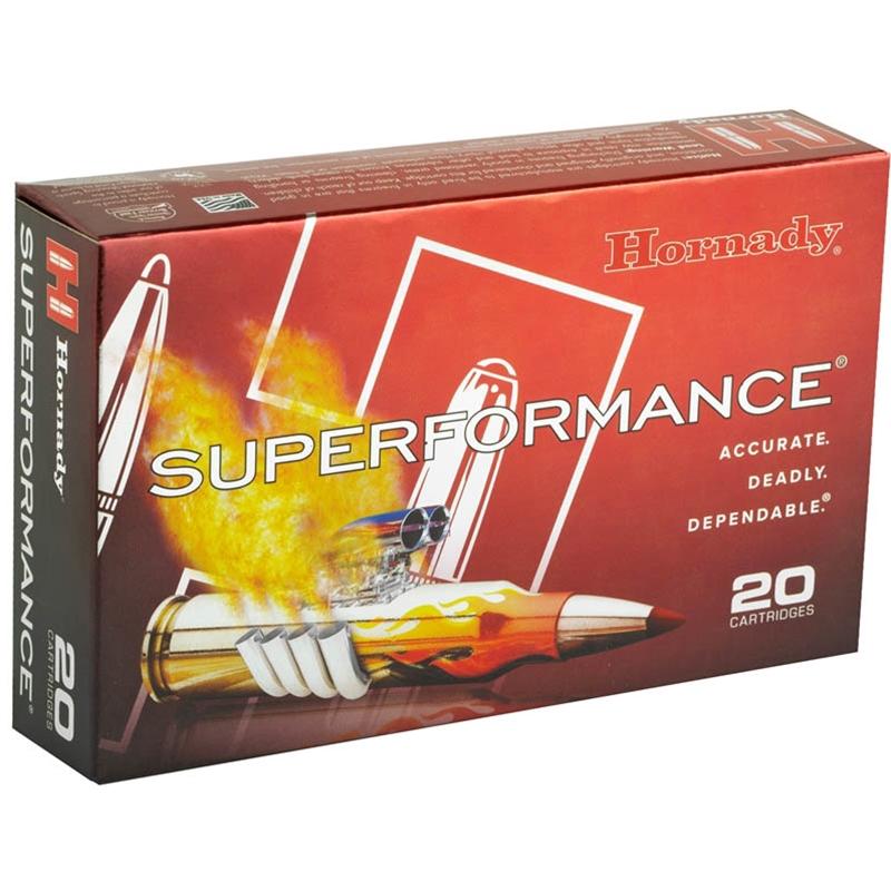 Hornady Superformance Varmint 22-250 Remington Ammo 35 Grain NTX