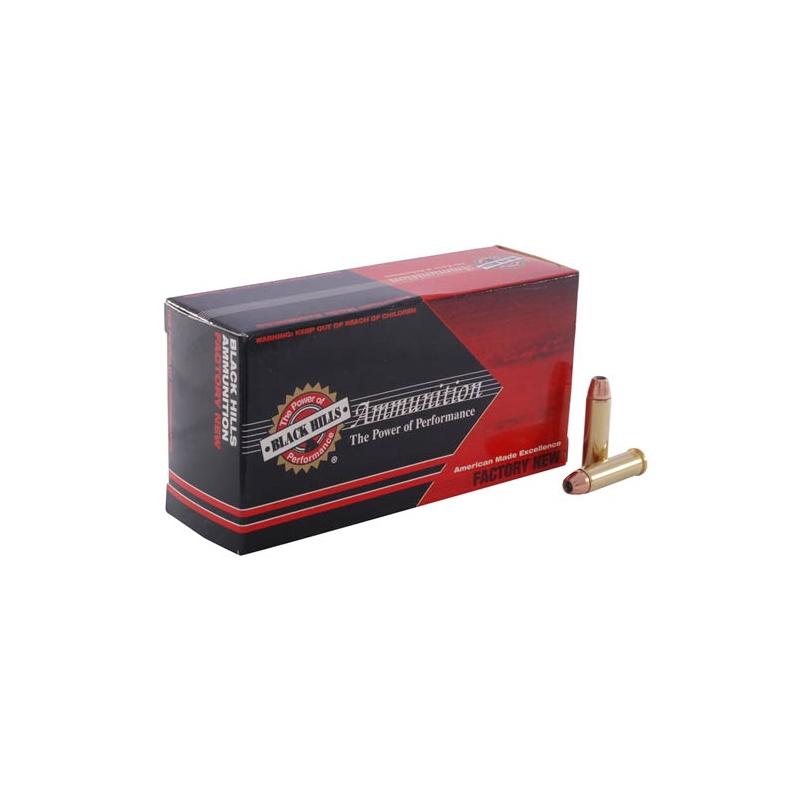 Black Hills 44 Remington Magnum Ammo 240 Grain JHP