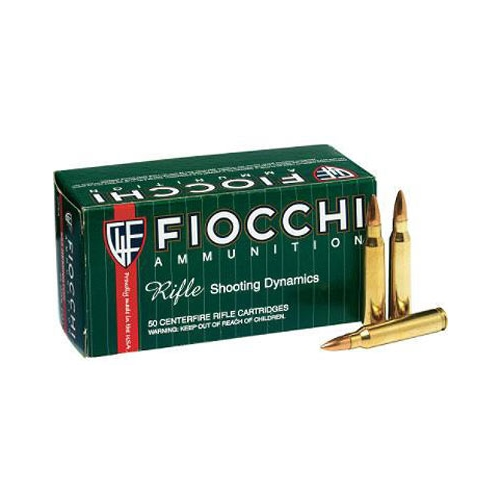 Fiocchi Exacta 30-06 Springfield 180 Grain Sierra MatchKing Hollow Point Ammunition