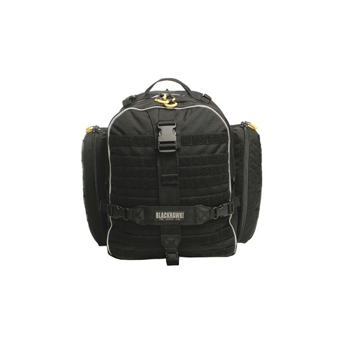Blackhawk Initial Response Backpack Black