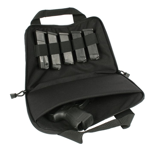 Blackhawk Gun Rug Pistol Pouch in Black