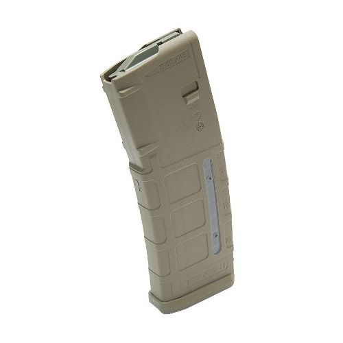 Magpul PMAG Generation 3 Magazine with Window AR-15 223 Remington 30-Round FDE