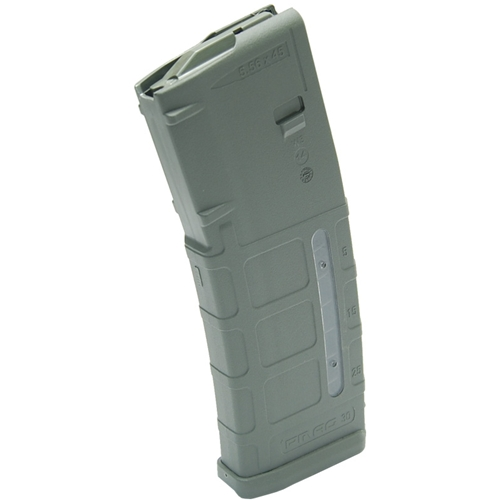 Magpul PMAG Generation 3 Magazine with Window AR-15 223 Remington 30-Round Foliage Green