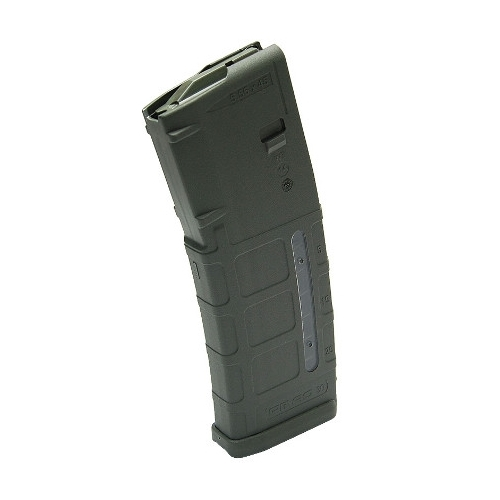 Magpul PMAG Generation 3 Magazine with Window AR-15 223 Remington 30-Round OD Green