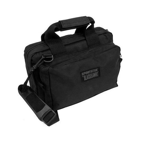 Blackhawk Sportster Range Bag Textured Nylon Black