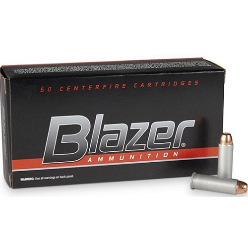 CCI Blazer CleanFire 38 Special Ammo 158 Grain +P TMJ