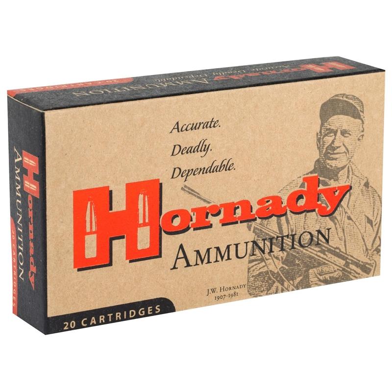 Hornady Custom 6.5 Grendel Ammo 123 Grain SST
