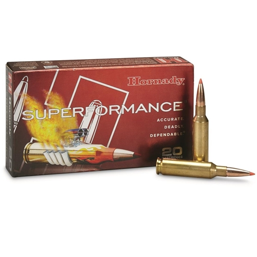 Hornady Superformance 6.5 Creedmoor Ammo 129 Gr InterBond