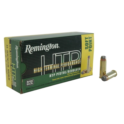 Remington HTP 45 Long Colt Ammo 230 Grain JHP