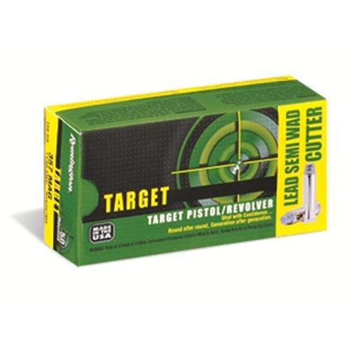 Remington Target 32 S&W Long 98 Grain Lead Round Nose