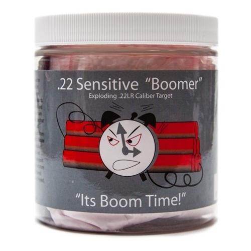 "H2 Target 22 LR Sensitive ""Boomer"" 1/2lbs. Exploding Target"