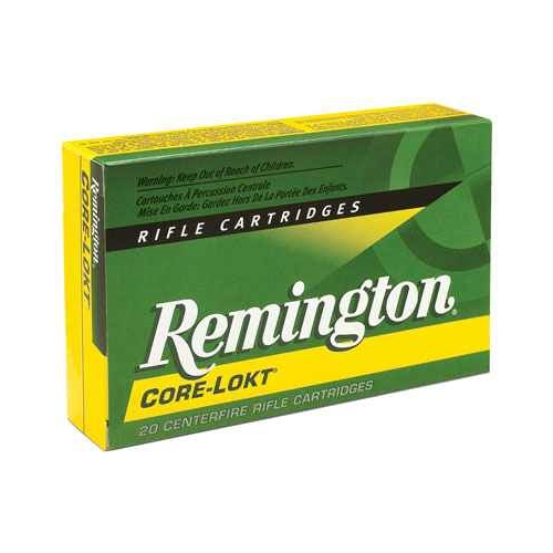 Remington Express 30-06 Springfield Ammo 220 Grain Core-Lokt SP