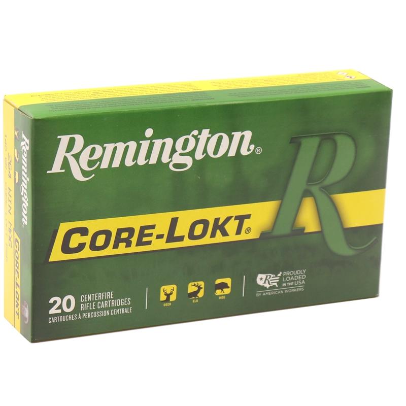Remington Express 264 Winchester Magnum Ammo 140 Gr Core-Lokt PSP