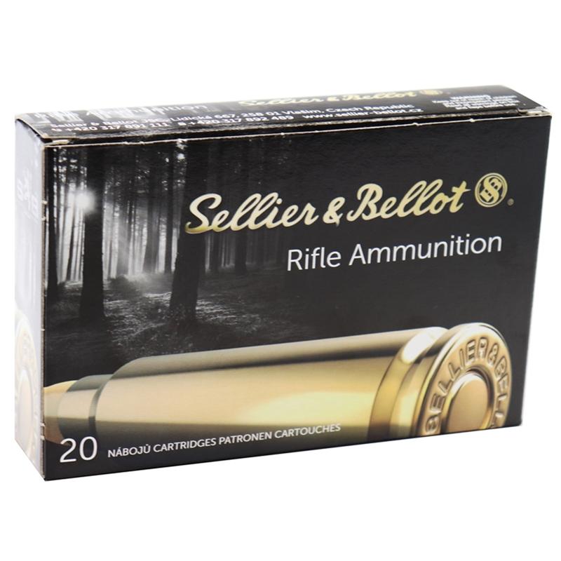 Sellier & Bellot 30-06 Springfield Ammo 180 Gr SP