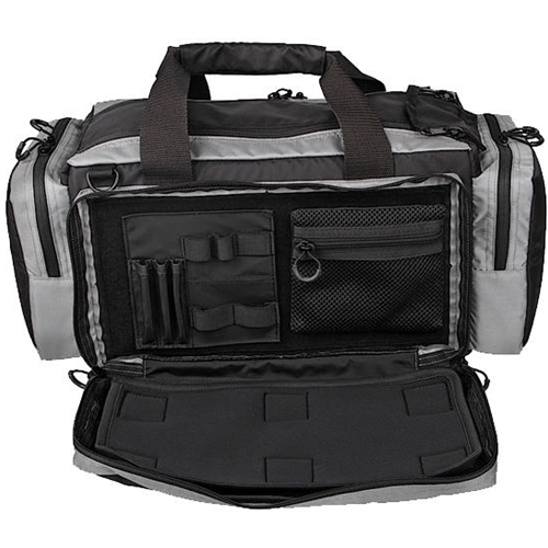 Blackhawk Diversion Range Bag Nylon Black and Grey