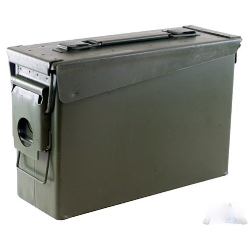 BlackHawk Mil-Spec. 30 Caliber NM19A1 Brand New Ammunition Can