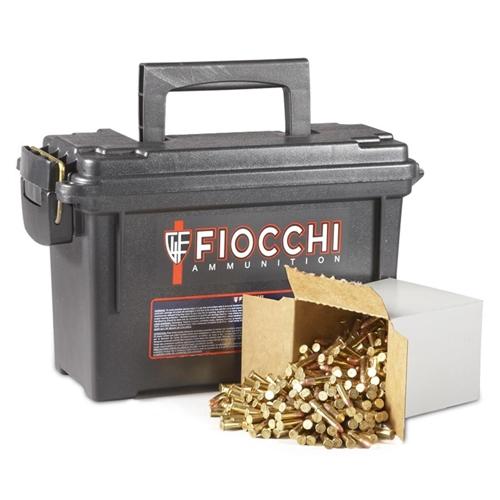 Fiocchi Shooting Dynamics 22LR Ammo 40 Gr PLRN Ammo Can of 1575
