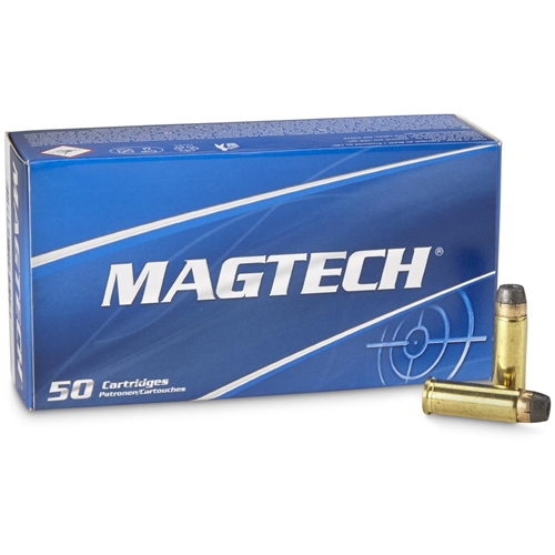 Magtech Sport 32 S&W Long Ammo 98 Grain Semi-Jacketed Hollow Point