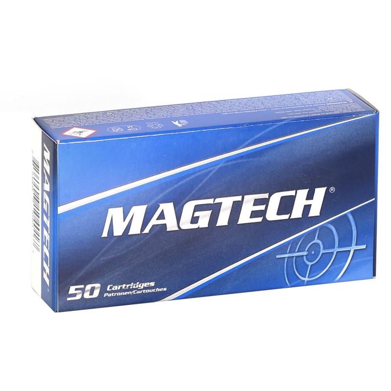 Magtech Sport 32 S&W Long Ammo 98 Grain Lead Wadcutter