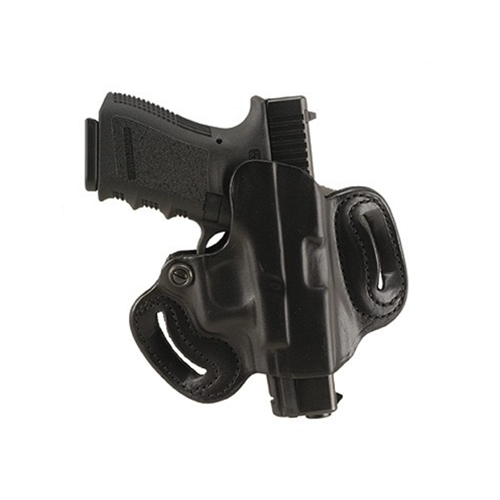 De Santis Right Hand Mini Slide Belt Holster Glock