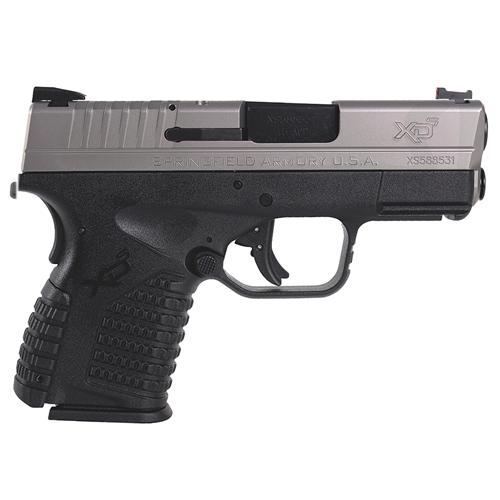"Springfield Armory XDS93345S BiTone 3.3"" .45 ACP Gun"