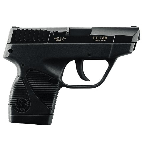 "Taurus 738 TCP Pistol 380 ACP Auto 3.3"" Blue Barrel"