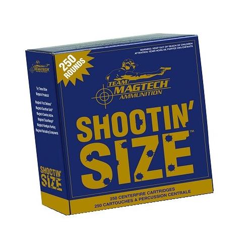 Magtech Shootin' Size 38 Special Ammo 158 Grain LRN