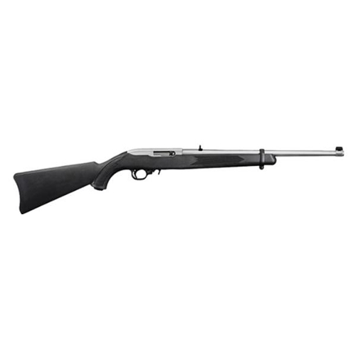 "Ruger 10/22 Semi Auto Rifle .22LR 18.5"" Barrel 10 Rounds Black"
