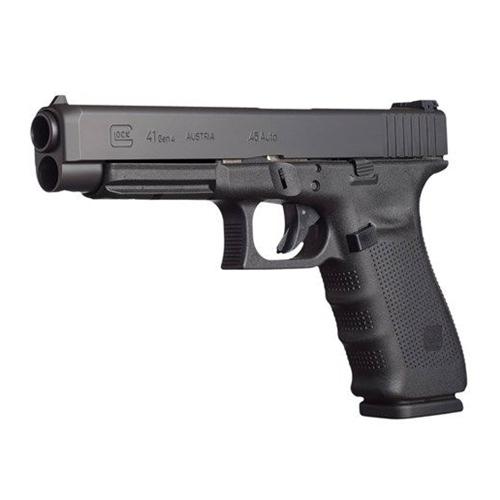 Glock 41 Gen 4 45 ACP AUTO Semi Auto Handgun 10 Rounds Black