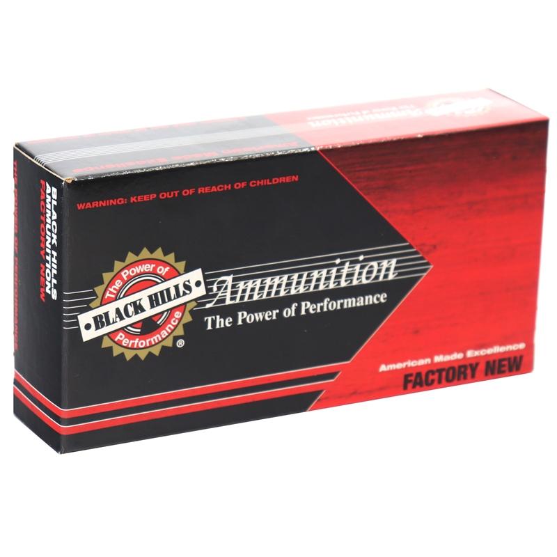 Black Hills 308 Winchester Ammo 168 Grain Match HPBT
