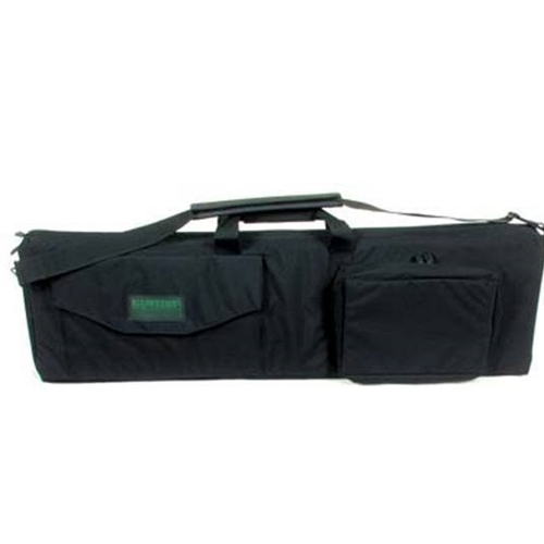 "Blackhawk 44"" Padded Double Rifle Case in Black Nylon"