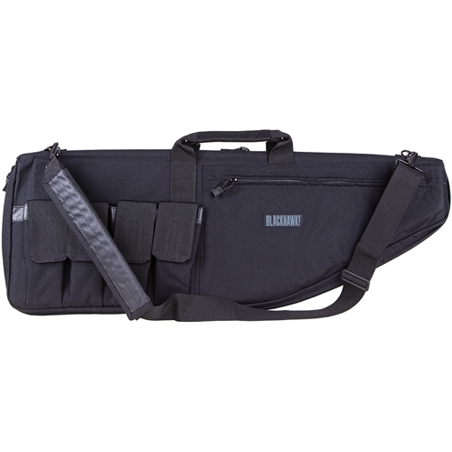 "Blackhawk 34"" Tactical Rifle Case in Nylon Black"