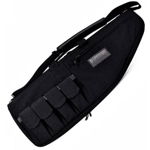"Blackhawk 37"" Rifle Case with External Magazine Pouches in Black"