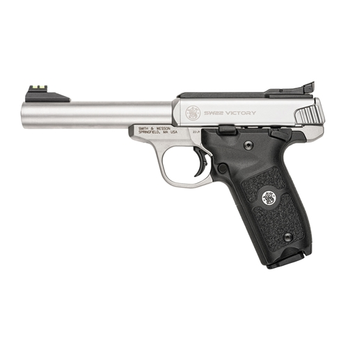 Smith & Wesson SW22 Victory Semi Auto Handgun 22 LR 10 Rd SS