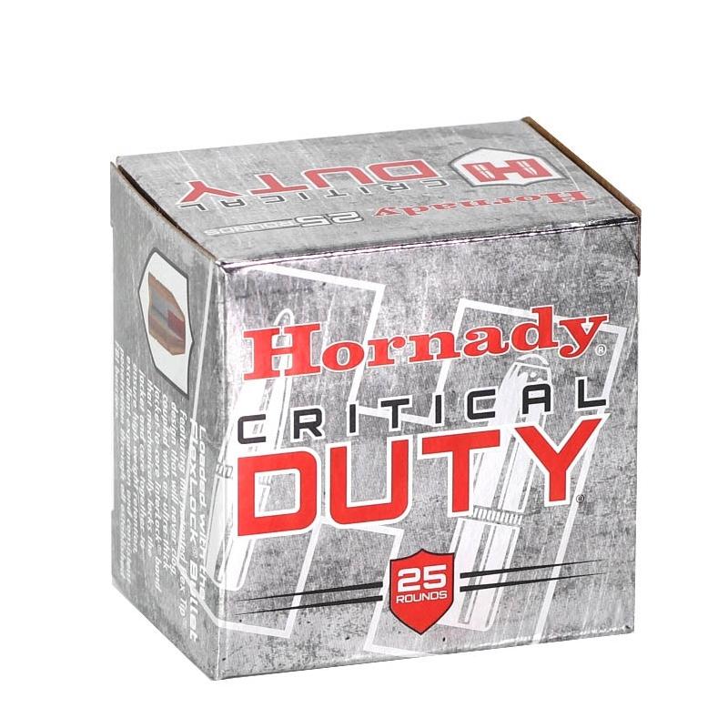 Hornady Critical Duty 357 Magnum Ammo 135 Grain FTX