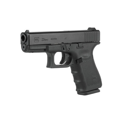 Glock 23 3rd Gen Handgun 40 S&W 13 Rounds Black Police Trade-In