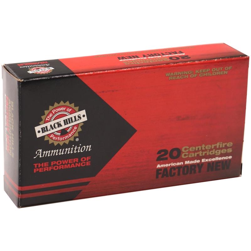 Black Hills 300 Whisper Ammo 220 Grain Open Tip Match