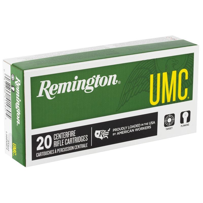 Remington UMC 300 AAC Blackout Ammo 220 Grain OTFB