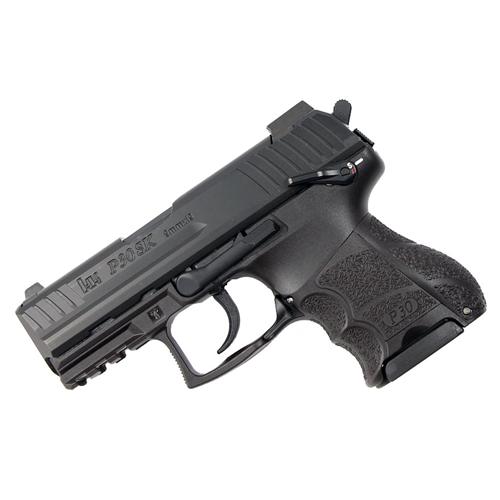 """H&K P30SK Handgun 9mm Luger V3 10+1 Rds 3.25"""" Barrel"""