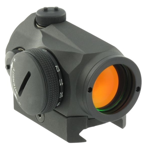 Aimpoint Micro T-1 Tactical 4 MOA Red Dot Sight with Picatinny-Style Mount