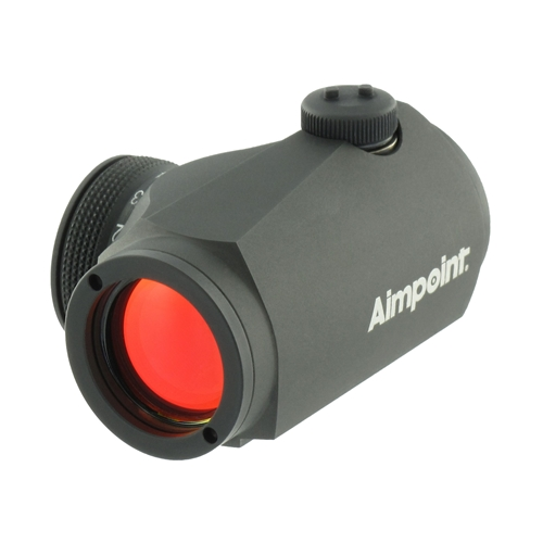 Aimpoint Micro H-1 Red Dot Sight 2 MOA with No Mount