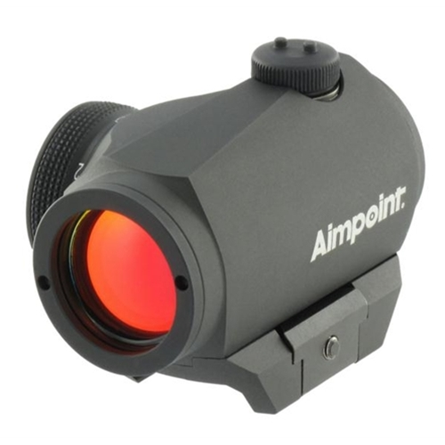 Aimpoint Micro H-1 Red Dot Sight 4 MOA Dot with Weaver-Style Mount