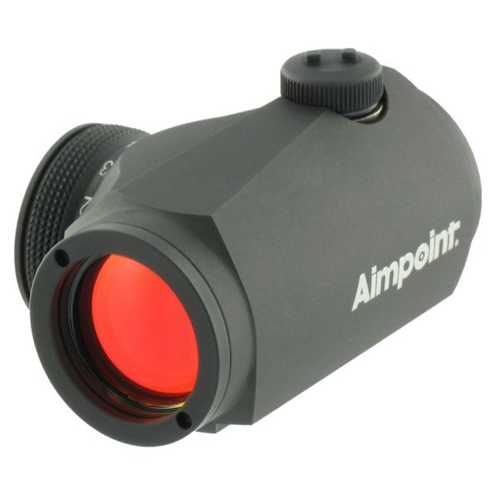 Aimpoint Micro H-1 Red Dot Sight 4 MOA with No Mount
