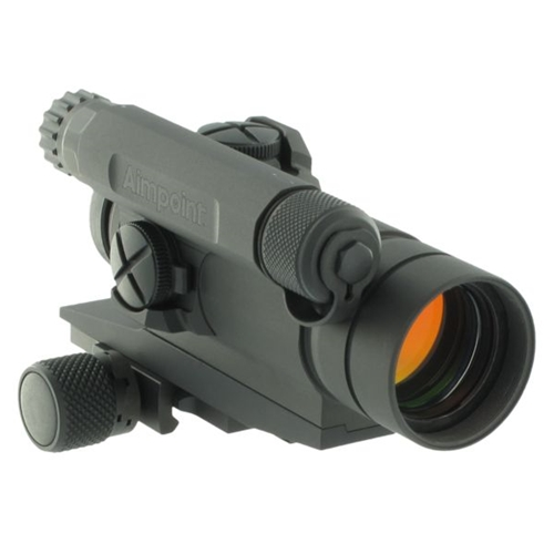 Aimpoint CompM4 US Army M68CCO Red Dot Sight 2 MOA Dot with AR15 Spacer Mount