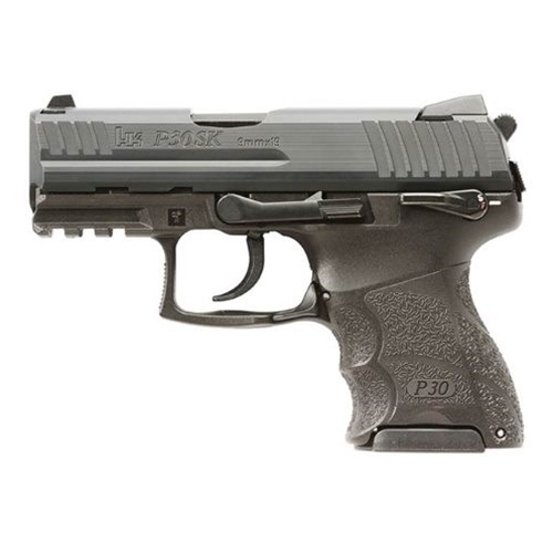 "H&K P30SK Handgun 9mm Luger V3 10+1 Rds 3.27"" Barrel"